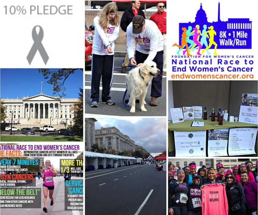 National race to end womens cancer