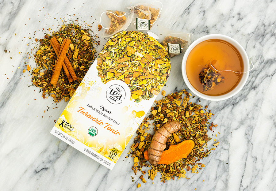 The Tea Spot - Turmeric Tonic