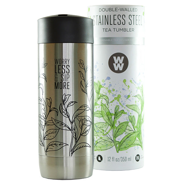 The Buzz on Loose Tea Leaves