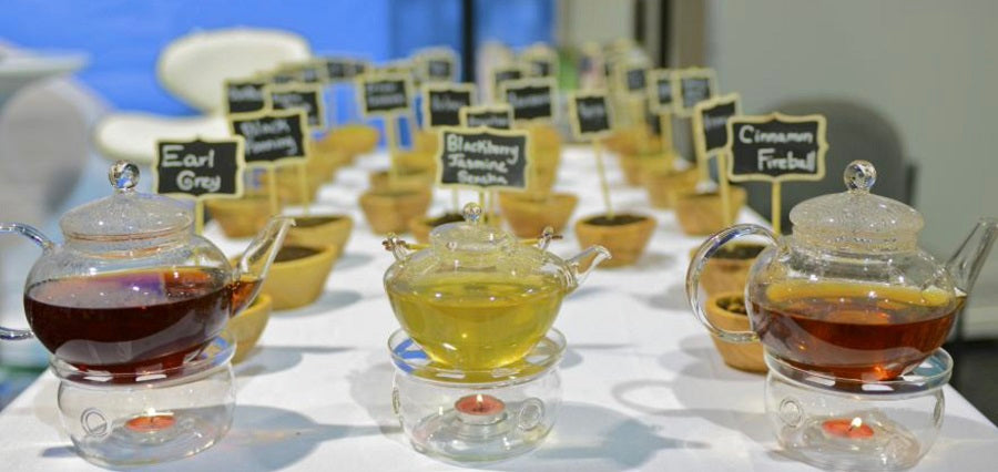 What's behind the tea movement