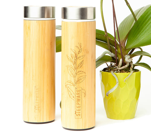 Natural Elements- Bamboo Tea Tumbler