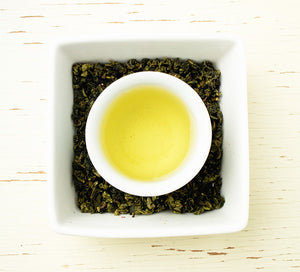Iron Goddess Oolong, Organic