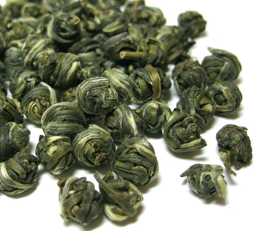 Jasmine Pearl Green Tea Loose Leaf