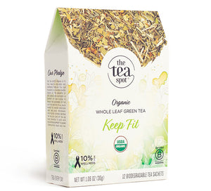 Keep Fit Sachets, Organic