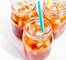 Load image into Gallery viewer, Ginger Peach Iced Tea Pouches