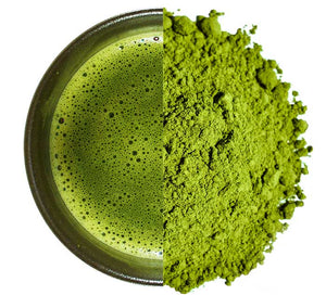 Matcha Tea Brewed