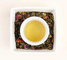 Load image into Gallery viewer, Meditative Mind White Tea Steeped