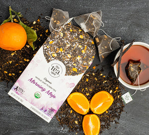 Morning Mojo Sachets, Organic