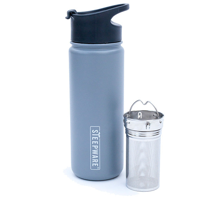 Mountain Tumbler Insulated Grey