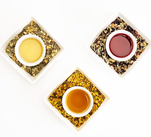 Organic Cleanse Teas Steeped