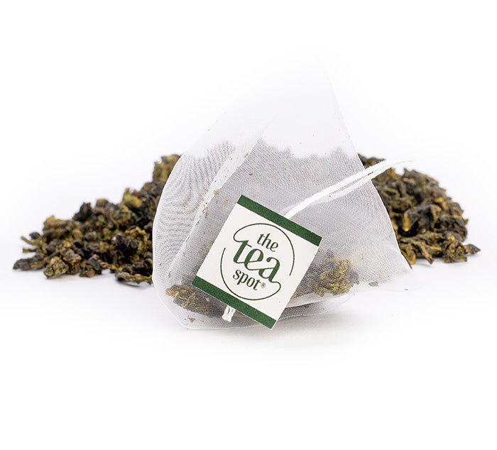 Iron Goddess Oolong Sachets, Organic
