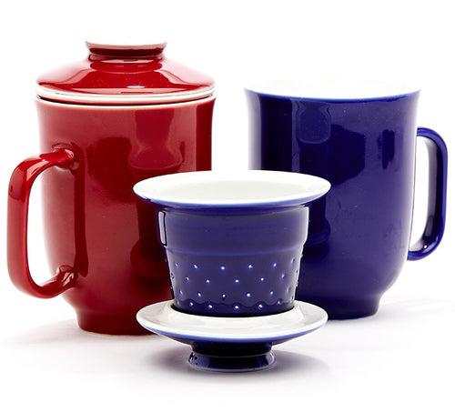 Steeping Mugs