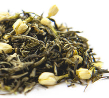 Load image into Gallery viewer, Sweet Magnolia Green Tea Loose Leaf
