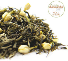 Load image into Gallery viewer, Award-Winning Sweet Magnolia Green Loose Leaf Tea
