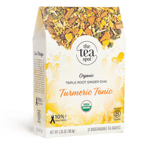 Load image into Gallery viewer, Turmeric Tonic Sachets, Organic