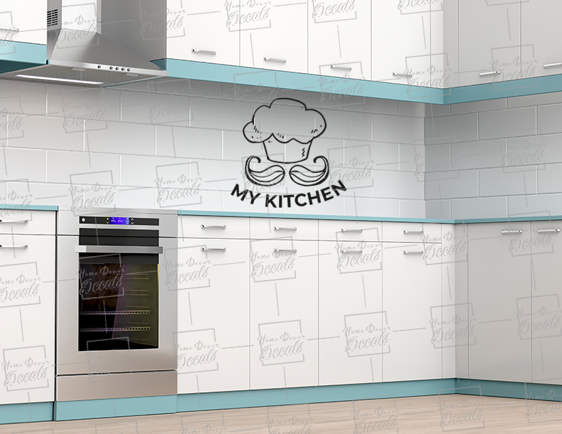 Kitchen Decal home decor