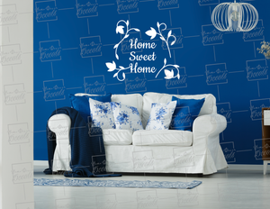 Living Room Decal home decor