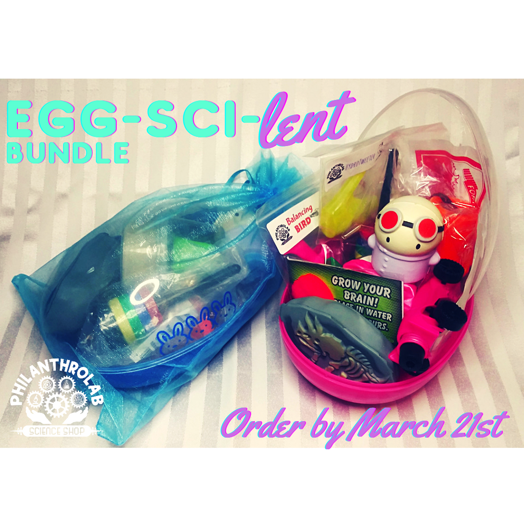 Egg-Sci-Lent Bundle
