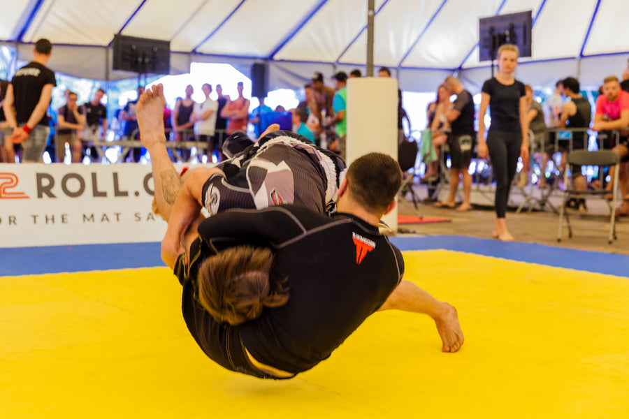 What To Expect In Your First Jiu Jitsu Competition