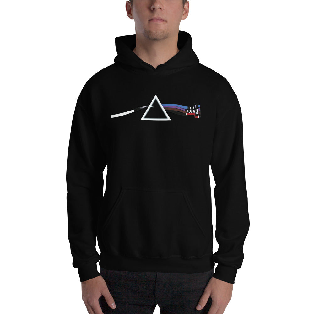 Dark Side of the Guard Jiu Jitsu Hoodie