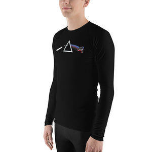 Dark Side Of The Guard BJJ Rash Guard