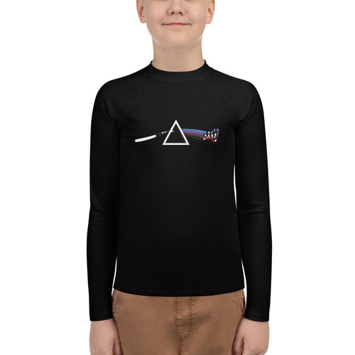 Dark Side Of The Guard BJJ Youth Rash Guard