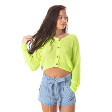 Load image into Gallery viewer, Neon Ting Sweater