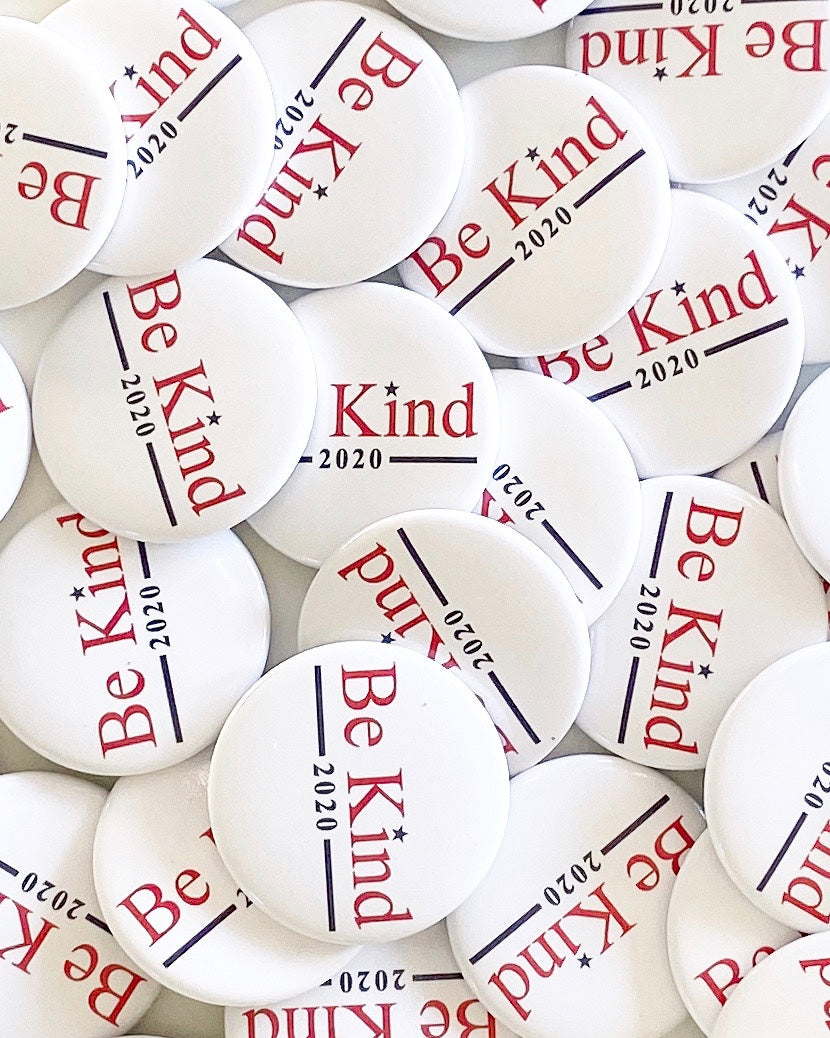 be kind 2020 button