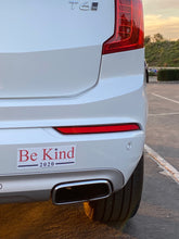 Load image into Gallery viewer, be kind 2020 bumper sticker