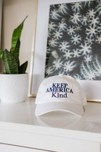Load image into Gallery viewer, keep america kind hat