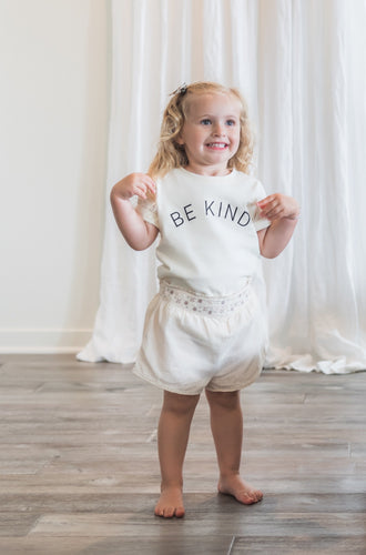 be kind kid tee