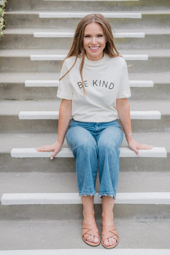 be kind women's tee