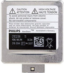 Philips D3S Standard Authentic Xenon HID Headlight Bulb, 1 Pack