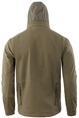 NEW VIEW Hunting Jacket Waterproof Hunting Camouflage Hoodie for Men,Hunting Suit