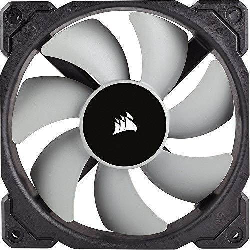 CORSAIR HYDRO Series H115i PRO RGB AIO Liquid CPU Cooler,280mm, Dual ML140 PWM Fans, Intel 115x/2066, AMD AM4