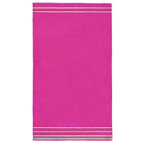 "Ben Kaufman - Oversized 40"" X 70"" Solid Color Velour super soft Beach and Pool Towel Set of 2 pieces . Easy care, Extra Large (Purple)"