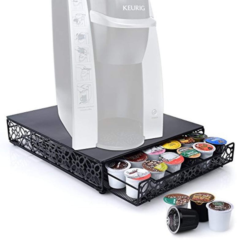 Home-it 42 K-cup Storage Holder Drawer for Keurig K-cup Coffee Pod Holder Keurig K Cup Holders