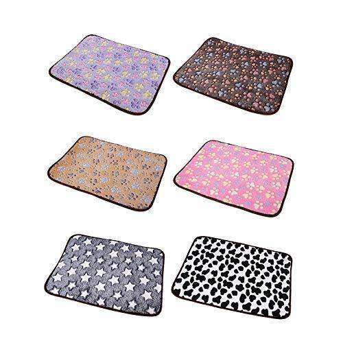 Cooling Mat Self Cooling Pad Pressure Activated Comfort Cooler Non-Toxic Gel Mat for Dogs and Cats for Outdoor Bed Crate