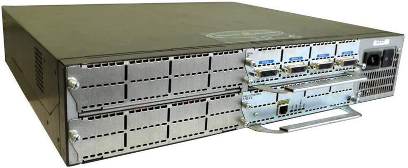 Cisco 3600 Series CISCO3640 4-Slot Modular Access 10/100 Networking Multifunction Router 47-3204-02