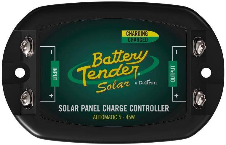 Battery Tender 5-45W Automatic Solar Controller