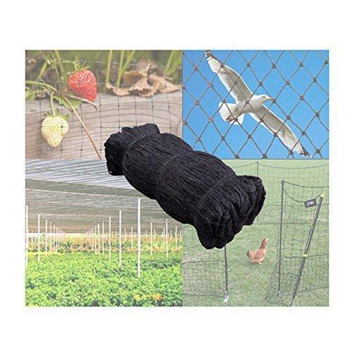 50' X 100' Net Netting for Bird Poultry Aviary Game Pens by Mcage