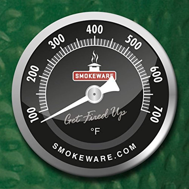 Smokeware Temp. Gauge for BGE (R)