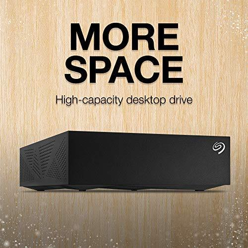 Seagate Desktop 8TB External Hard Drive HDD – USB 3.0 for PC Laptop and Mac (STGY8000400)