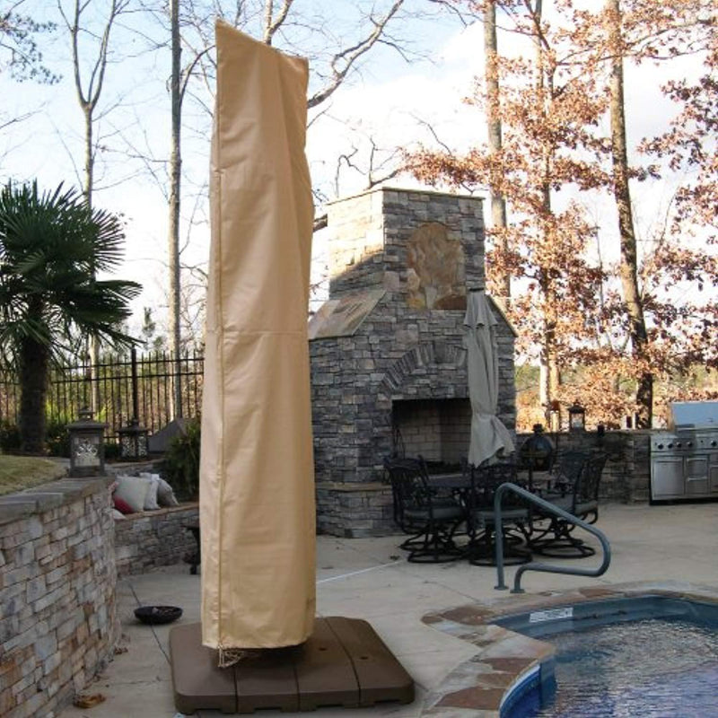 Hearth & Garden SF40239 Offset Umbrella Cover