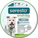 """Seresto"" Flea & Tick Collar for 8 Month Small Dogs up to 18 lbs x1 colar BR"