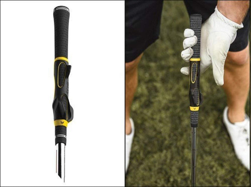 SKLZ Golf Grip Trainer Attachment for Improving Hand Positioning