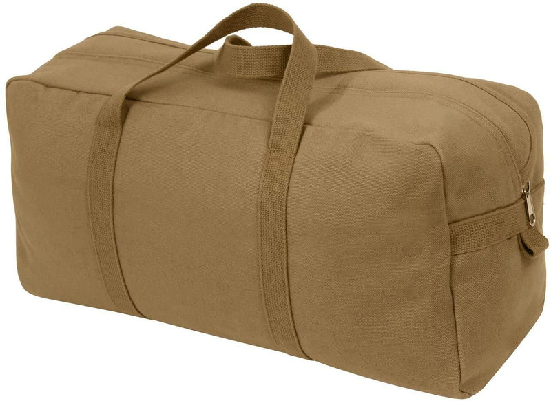 ROTHCO Canvas Tanker Style Tool Bag, Green