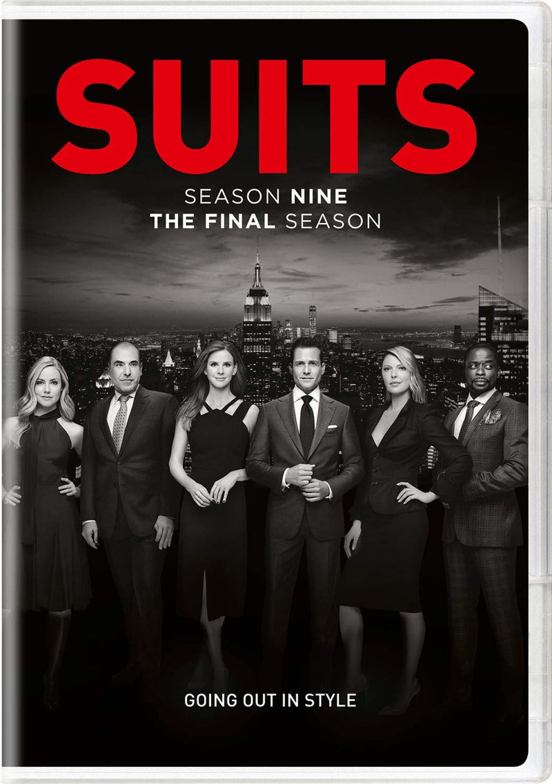 Suits: Season Nine