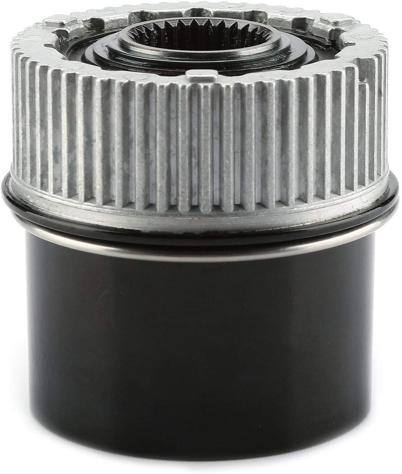 Orion Motor Tech 4WD Front Auto Locking Hub, Fit 1999-2004 Ford F250, F350, F450, F550 Super Duty, 2000-2005 Excursion, 2001-2002 Expedition and Navigator, Replaces 1C3Z-3B396-CB (1PC)