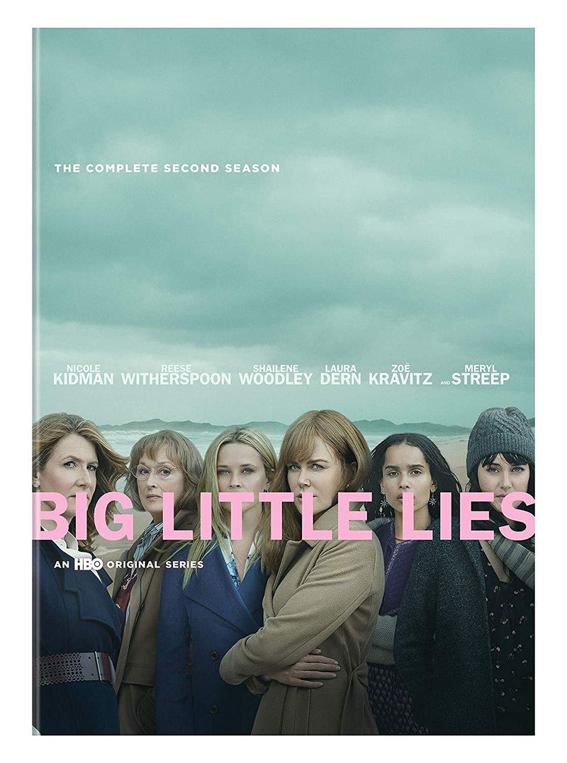 Big Little Lies: S2 (DVD)